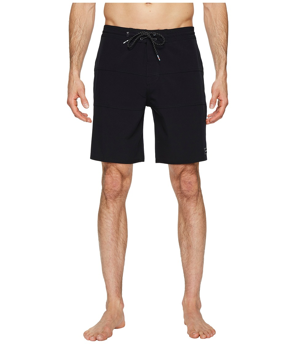 Quiksilver Baja 19 Beachshorts (Black) Men