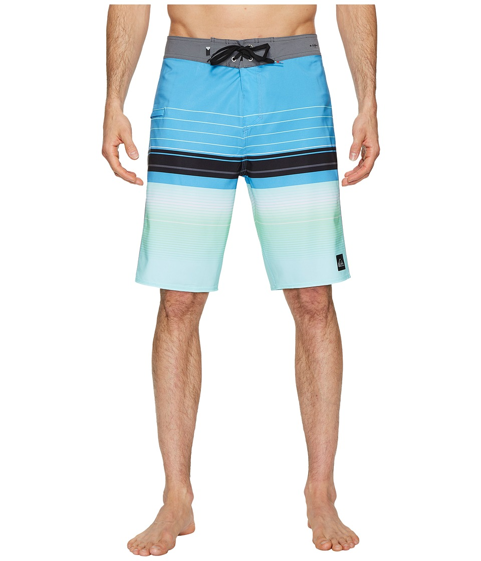 Quiksilver Highline Swell Vision 21 Boardshorts (Bonnie Blue) Men