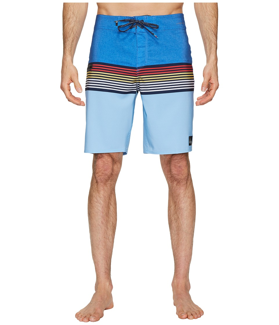 Quiksilver Highline Division 20 Boardshorts (Bright Cobalt) Men