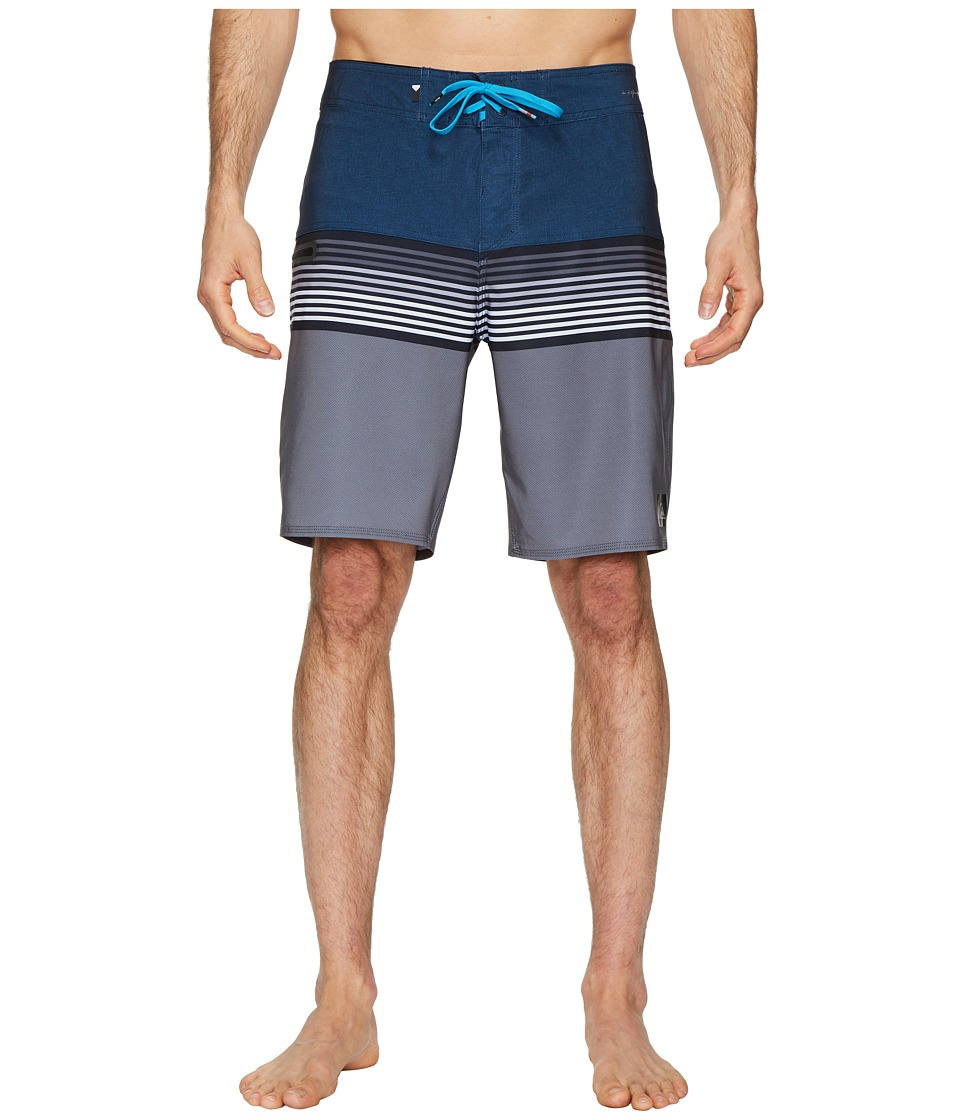 Quiksilver Highline Division 20 Boardshorts (Real Teal) Men