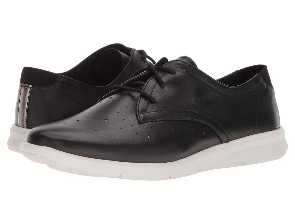 Rockport - Ayva Oxford (Black) Womens Lace up casual Shoes