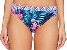 Tommy Bahama Majorelle Jardin Reversible Hipster Bikini Bottom