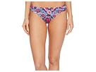 Tommy Bahama Persian Patchwork Side Shirred Hipster Bikini Bottom