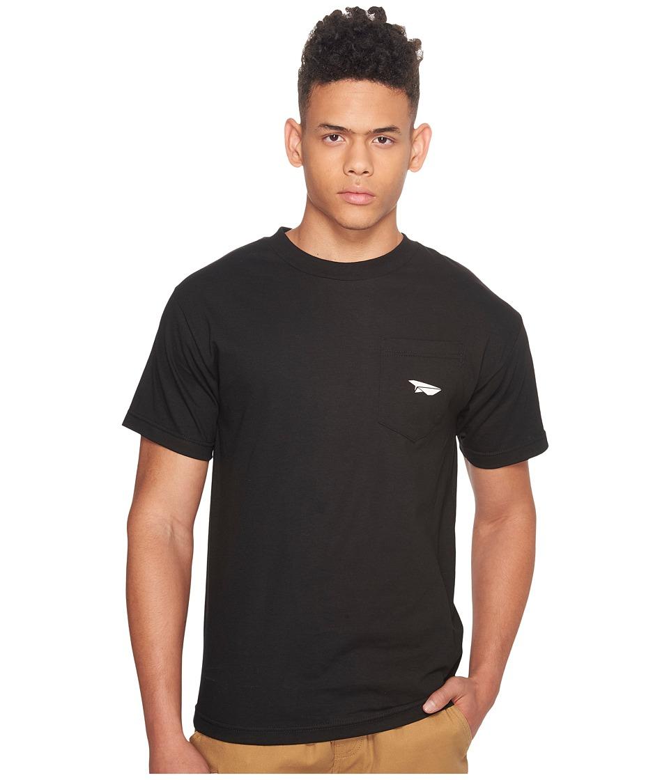 Benny Gold - Paper Plane Pocket T-Shirt
