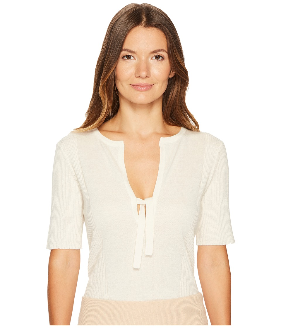 Cashmere In Love Cashmere In Love - Cara Short Sleeve Pullover