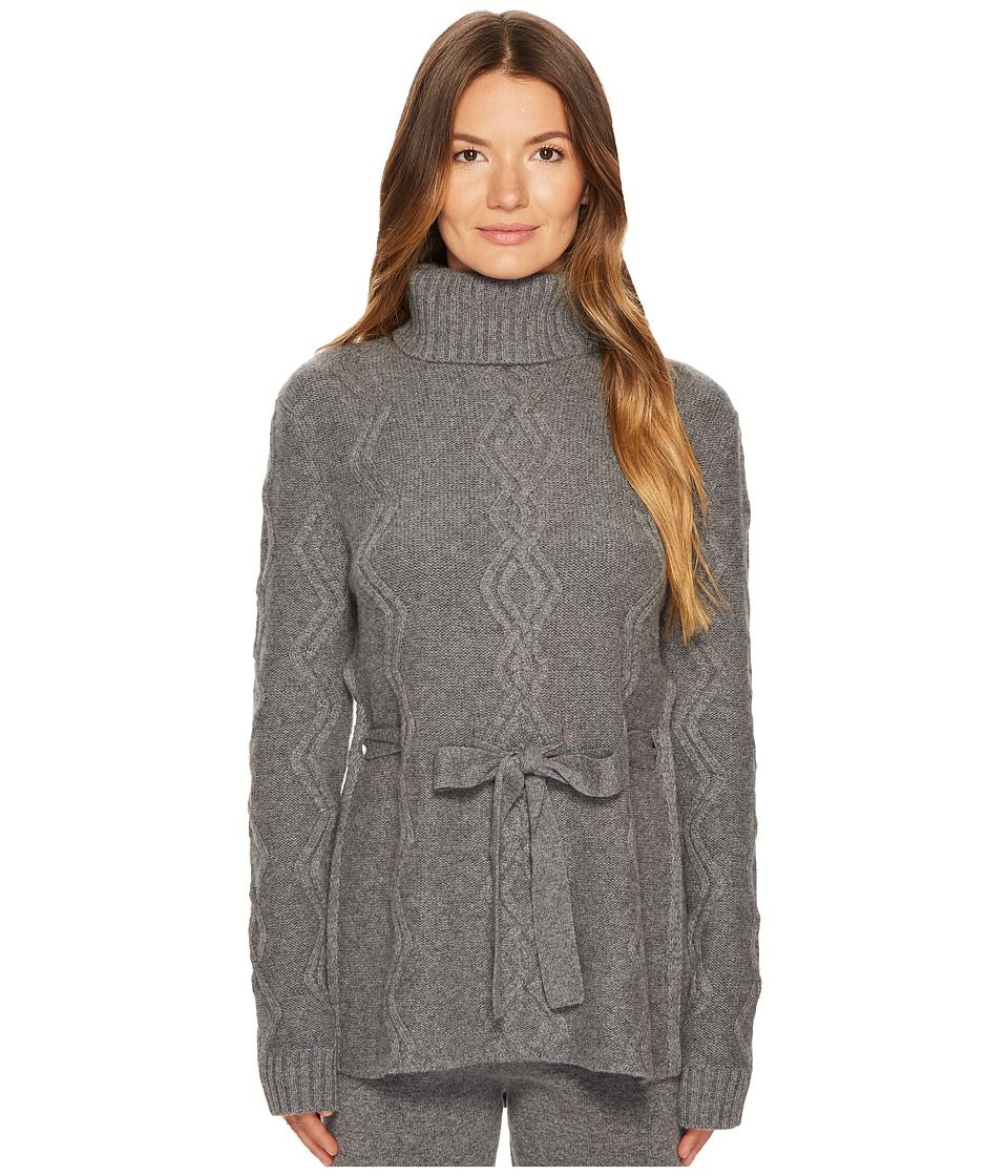 Cashmere In Love - Tosca Cable Knit Pullover