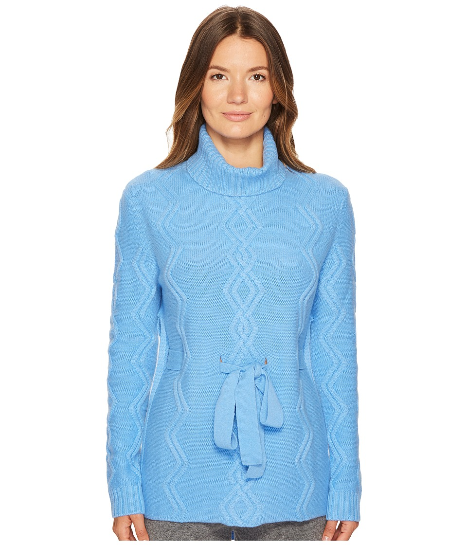 Cashmere In Love Cashmere In Love - Tosca Cable Knit Pullover