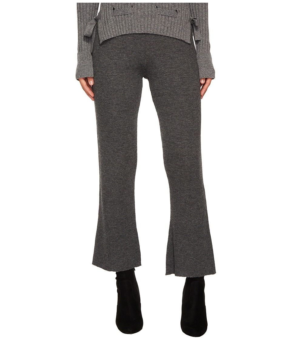 Cashmere In Love - Tereza Ribbed Knit Pants