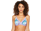 Tommy Bahama Majorelle Over the Shoulder Banded Triangle Bra