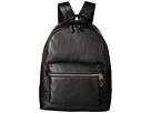 COACH League Backpack in Glovetan Pebble