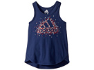 adidas Kids adidas Kids Focus Tank Top (Toddler/Little Kids)