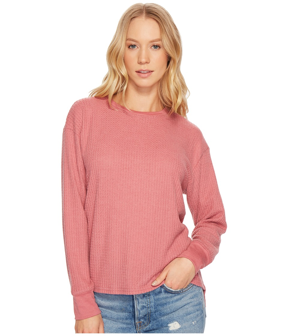 Project Social T - Sweet Low Long Sleeve Top