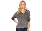 Project Social T Sawyer Burnout Thermal Top
