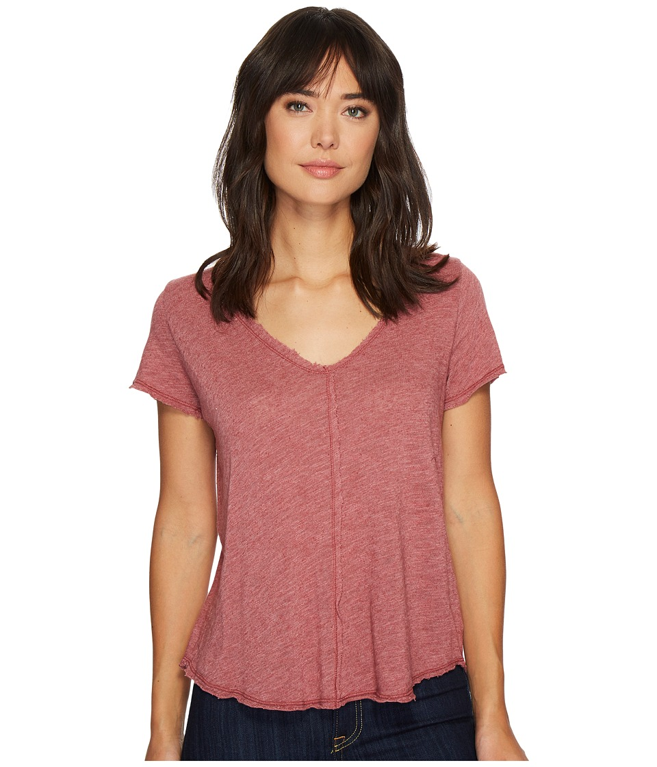 Project Social T - Wearever Tee (Velvet Blush) Womens T Shirt