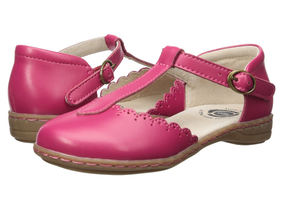 Livie & Luca - Fresca (Toddler/Little Kid) (Hot Pink) Girls Shoes