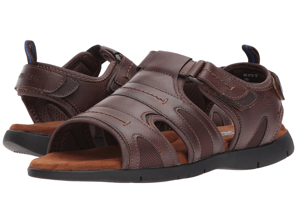 Nunn Bush - Rio Grande Fisherman Sandal (Tan) Mens Sandals
