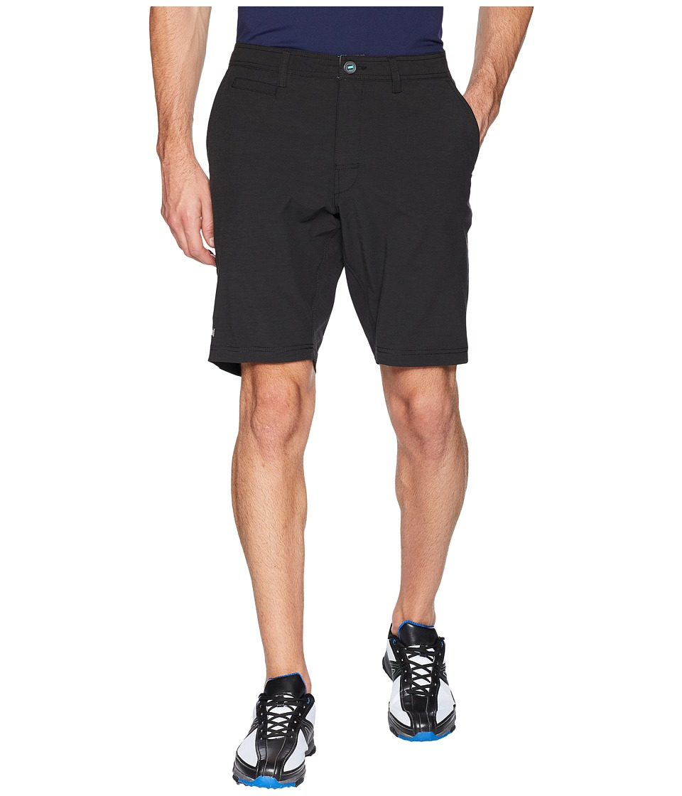 Linksoul - LS651 Boardwalker Shorts (True Black) Mens Shorts
