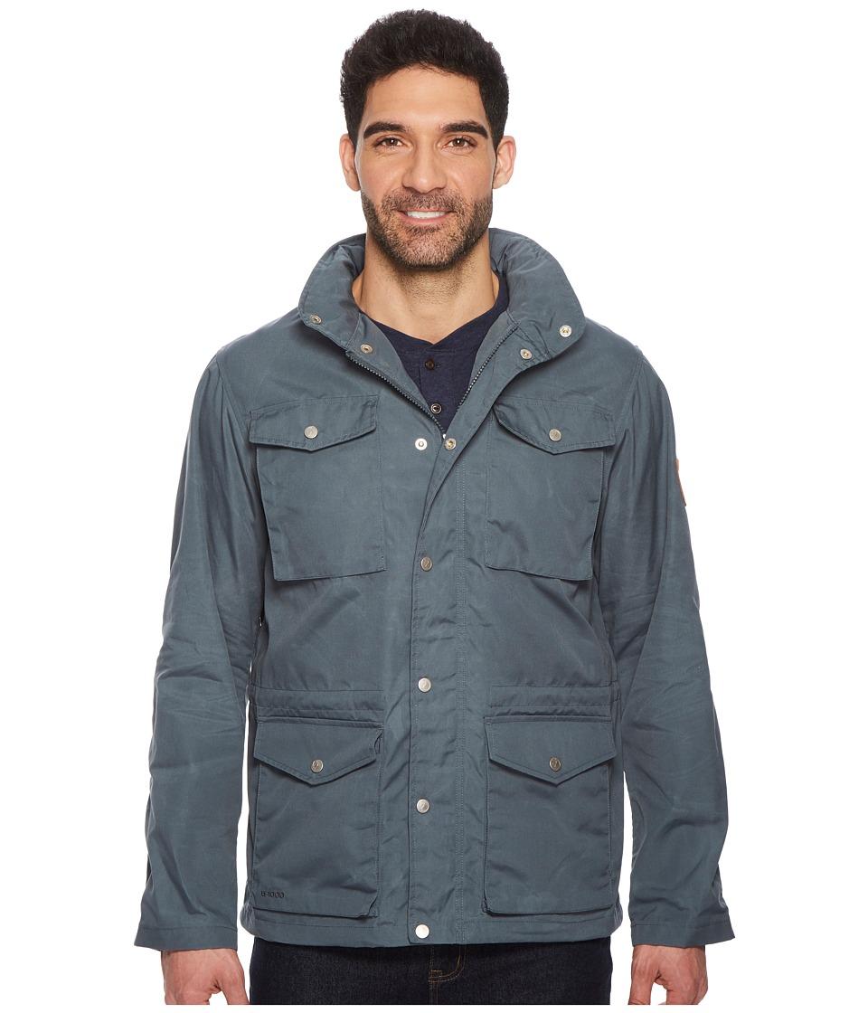 Fjallraven - Raven Jacket (Dusk) Mens Coat