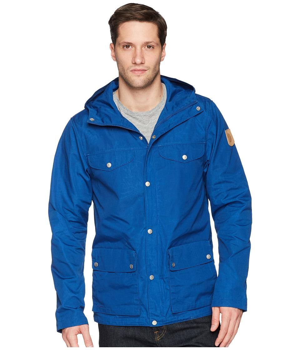 Fjallraven Greenland Jacket (Deep Blue) Men