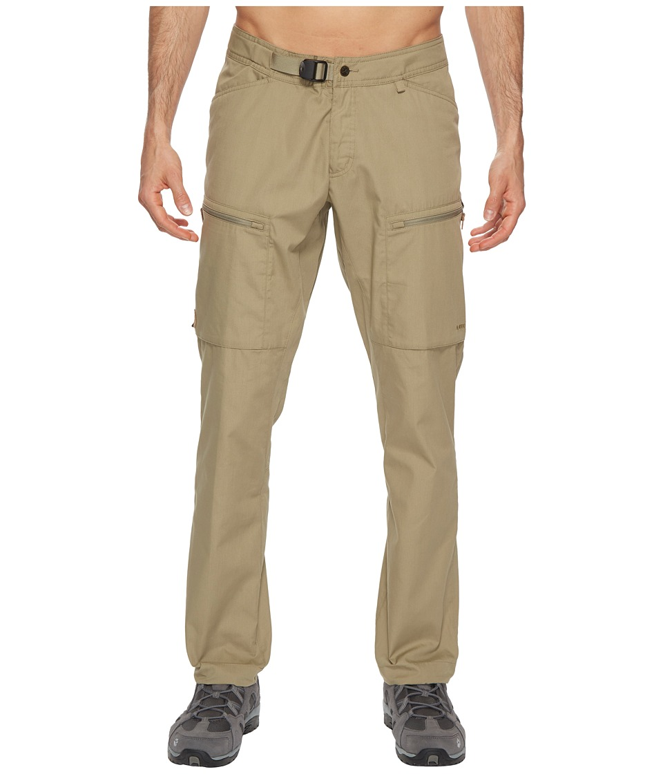 Fjallraven - Abisko Shade Trousers (Savanna) Mens Casual Pants