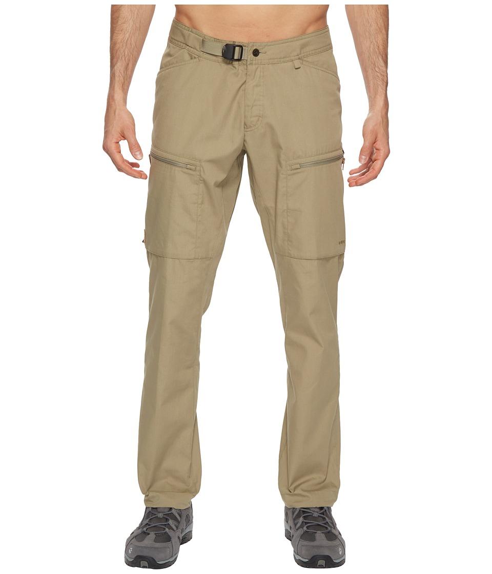 Fjallraven - Abisko Shade Trousers (Savanna) Mens Casual Pants
