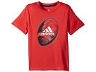 adidas Kids Optic Sport Ball Tee (Toddler/Little Kids)