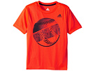 adidas Kids adidas Kids Hacked Sport Ball Tee (Toddler/Little Kids)