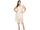Unique Vintage Plus Size Steinway Flapper Dress