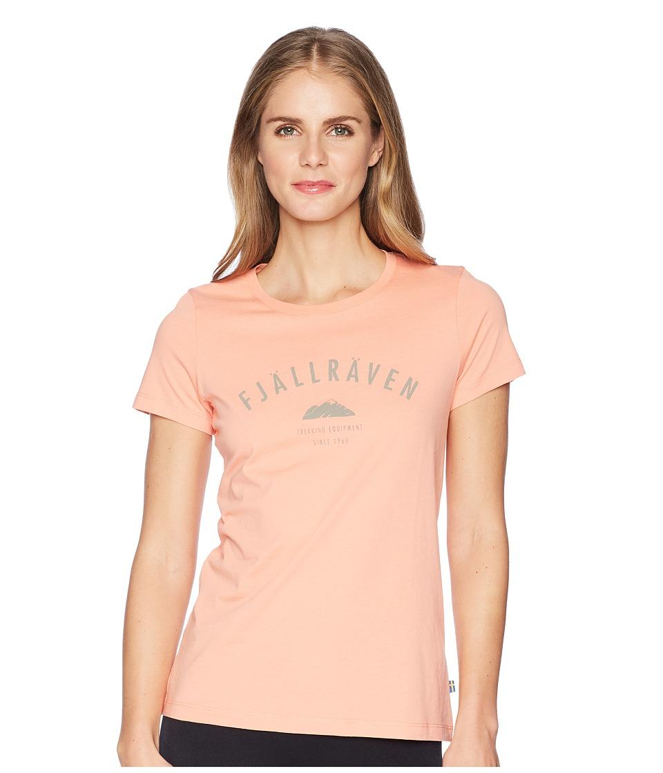 Fjallraven - Trekking Equipment T-Shirt (Lily) Womens T Shirt