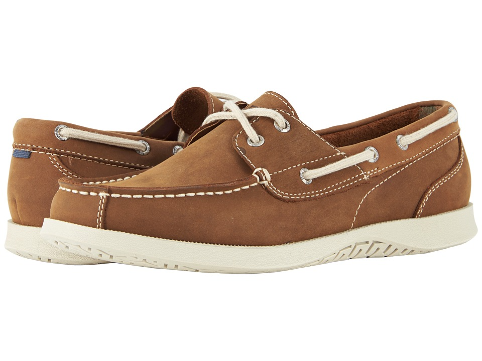 Nunn Bush Bayside Lites Two-Eye (Tan) Men