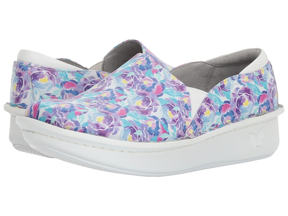 Alegria Debra Professional (Water Baby) Slip-On Shoes