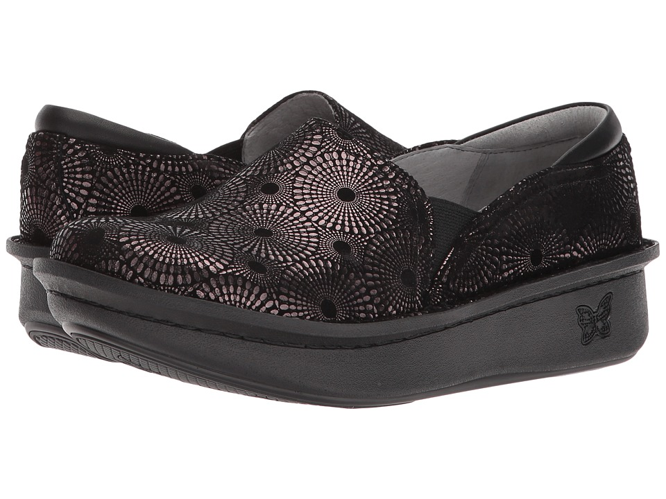 Alegria Debra Professional (Spin Dr. Onyx) Slip-On Shoes
