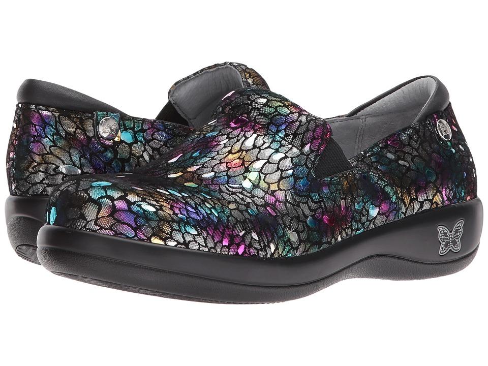 Alegria Keli Professional (Minnow Rainbow) Women's Shoes