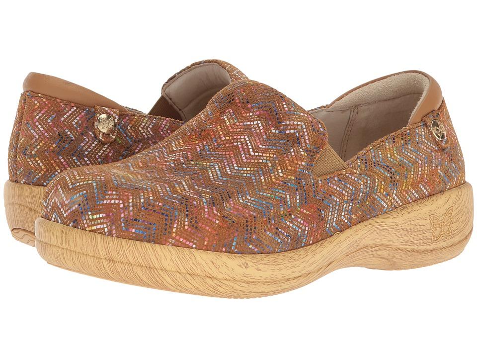 Alegria Keli Professional (Ric Rack Tan) Women's Shoes
