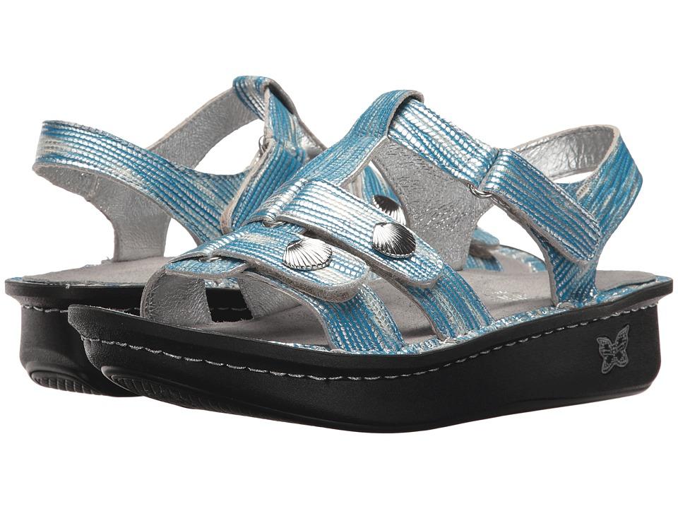 Alegria Kleo (Wrapture Blue) Women's Sandals