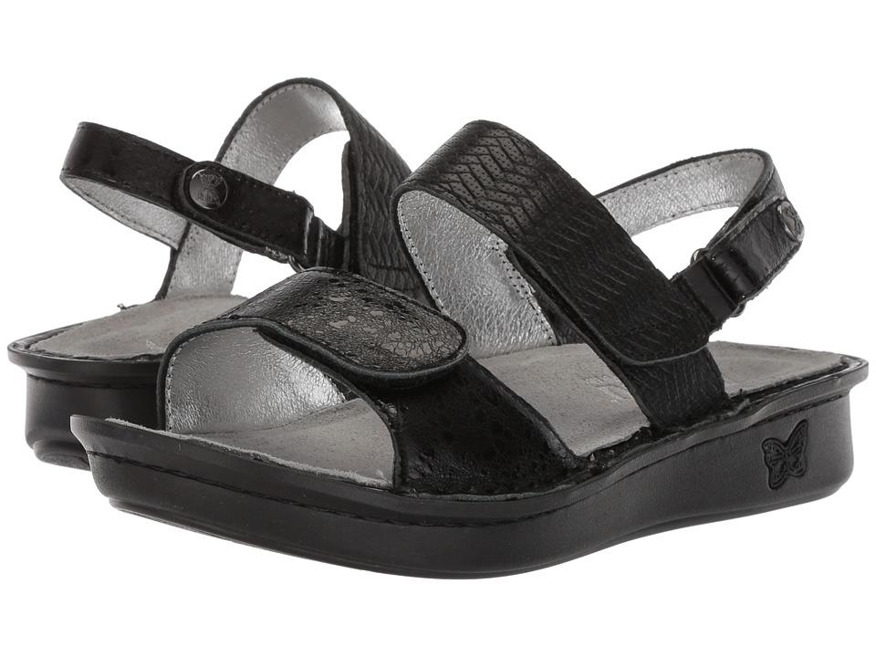 Alegria Verona (Braided Black) Sandals