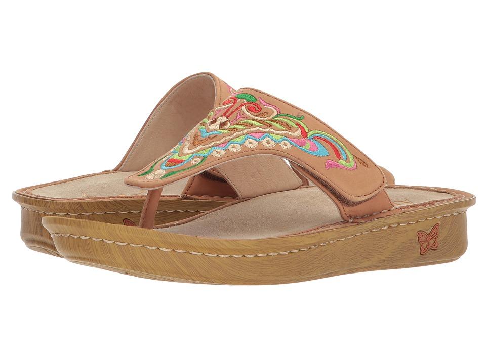 Alegria Vanessa (Chrysalis Cognac) Sandals