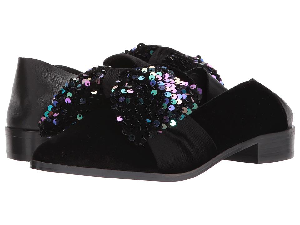 Shellys London - Faye (Black) Women's Sandals