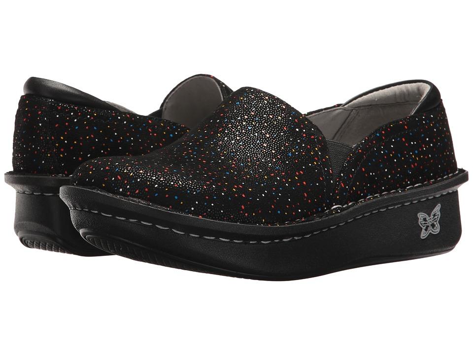 Alegria Debra Professional (Sprinkles) Slip-On Shoes