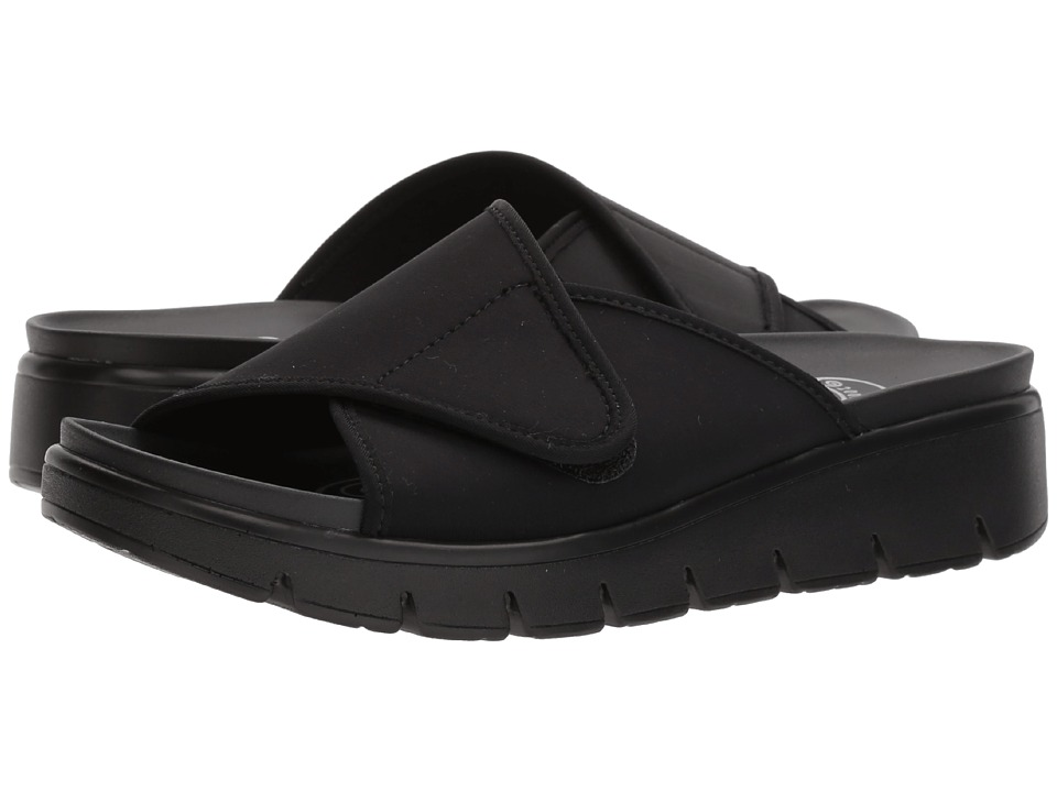 Image of Alegria - Airie (Goto Black) Women's Slide Shoes