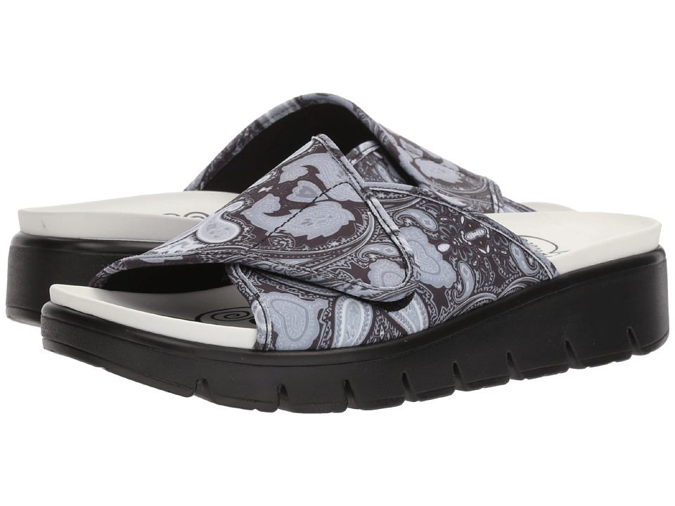 Image of Alegria - Airie (Woodstock Black) Women's Slide Shoes