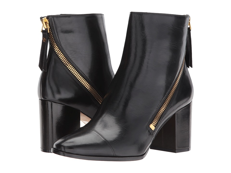 Donna Karan - Alina Leather Bootie
