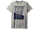 adidas Kids adidas Kids Hacked Hoop Tee (Big Kids)