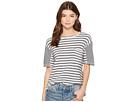 Splendid Solana Beach Mixed Stripe T-Shirt