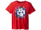 adidas Kids adidas Kids USA Tee (Big Kids)