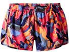 adidas Kids Breakaway Printed Woven Shorts (Big Kids)