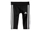 adidas Kids adidas Kids Basic Capri Tights (Toddler/Little Kids)