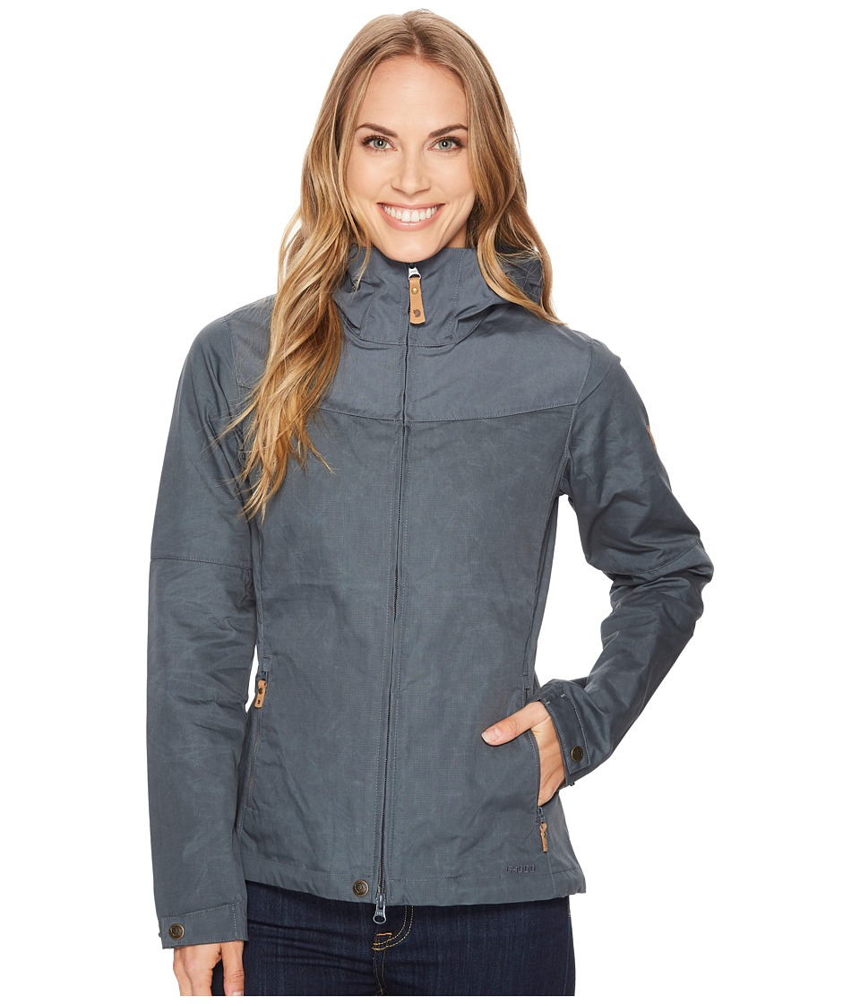 Fjallraven - Stina Jacket (Dusk) Womens Jacket
