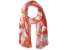 Vince Camuto Upscale Flower Tissue Wrap