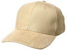 Collection XIIX Metallic Suede Baseball Hat